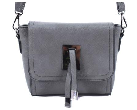 Dámská / dávčí kabelka crossbody - šedá