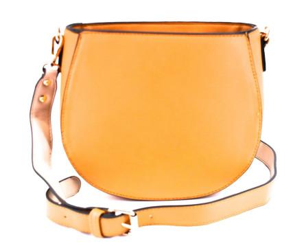 Dámská/dívčí kabelka crossbody - hořčicová