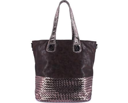 Moderní velká dámská kabelka
