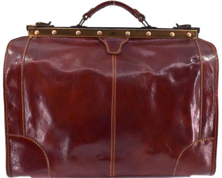 Kožená doktorská taška Arteddy
