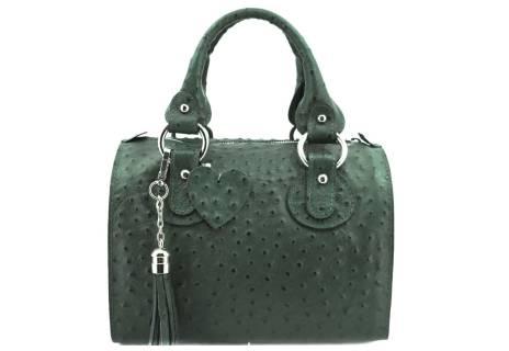 Dámská kožená kabelka Shopper