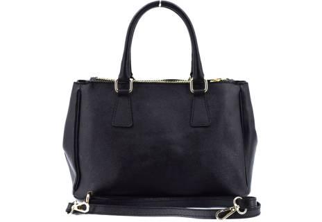 Moderní dámská kožená kabelka Shopper