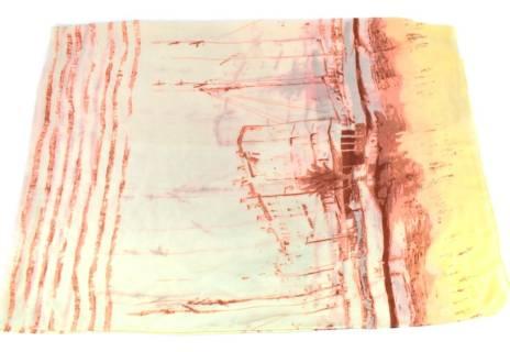 Dámský šátek s potiskem Arteddy