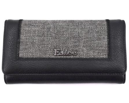 Peněženka Eslee černá