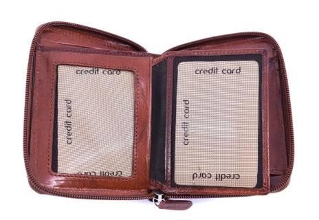 Kožená peněženka Arteddy