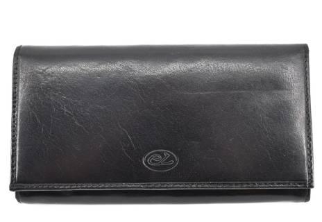 Dámská kožená peněženka Every - černá
