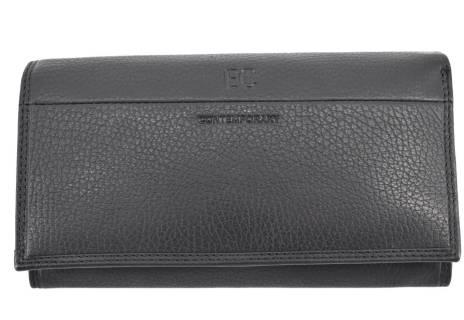 Dámská kožená peněženka Coveri