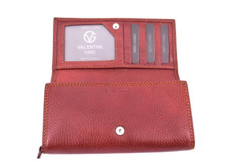 Dámská kožená peněženka Valentini Gino
