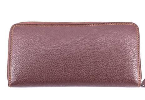 Dámská kožená peněženka Coveri World - pouzdrového typu