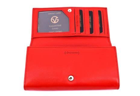 Dámská kožená peněženka Valentini
