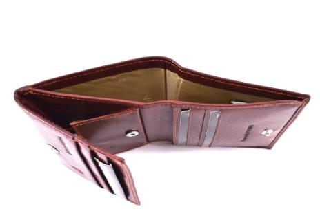 Kožená peněženka Emporio Valentini