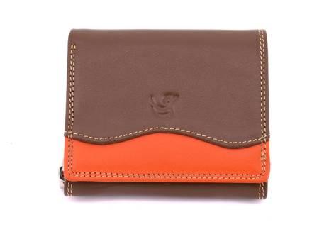 Dámská kožená peněženka Angila