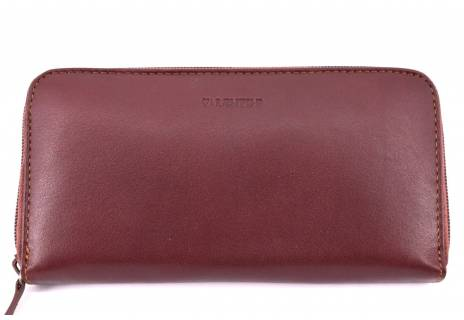 Dámská kožená peněženka Valentini  pouzdrového typu