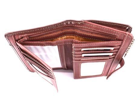 Dámská / dívčí peněženka - modrá