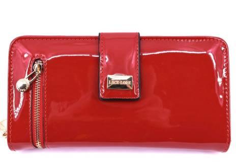 Dámská lakovaná peněženka