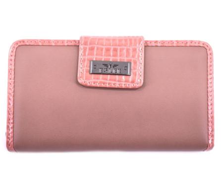 Peněženka Essle růžová/pudrová