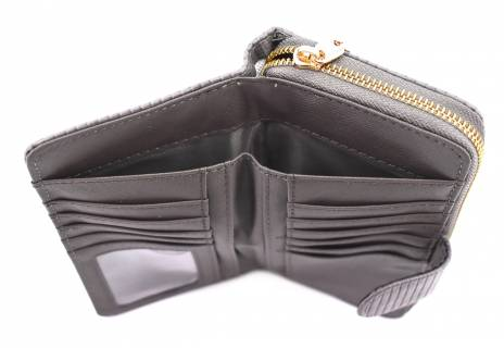 Peněženka Arteddy šedá