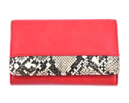 Peněženka Arteddy - červená