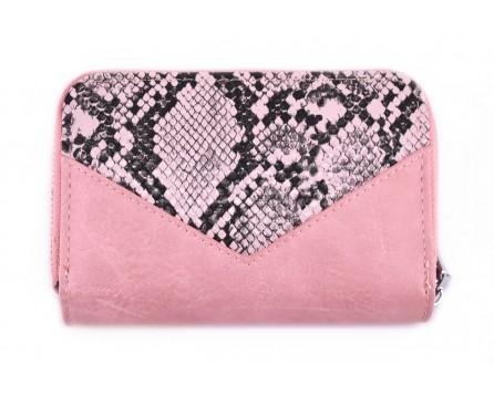 Peněženka Arteddy - růžová/pudrová