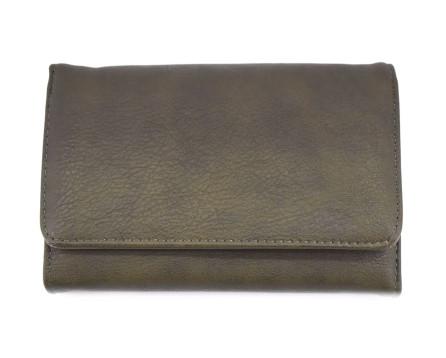 Peněženka Arteddy - tmavě zelená