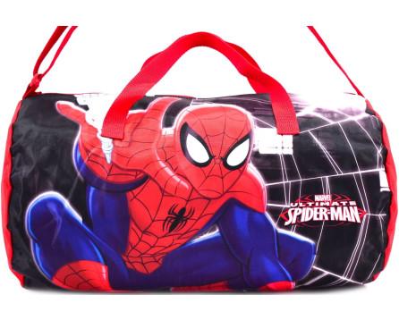 Taška sportovní Spiderman - červená
