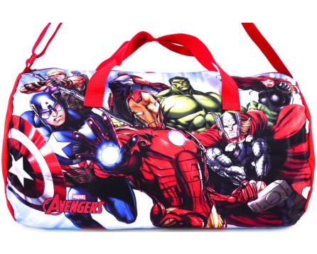 Taška sportovní Avengers červená