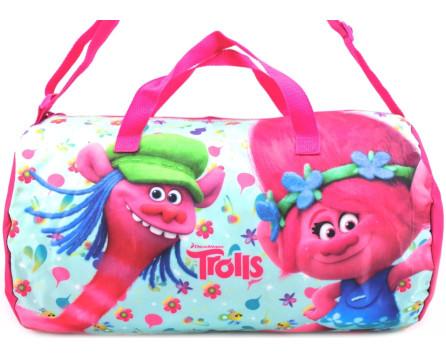 Taška  Trolls -  růžová