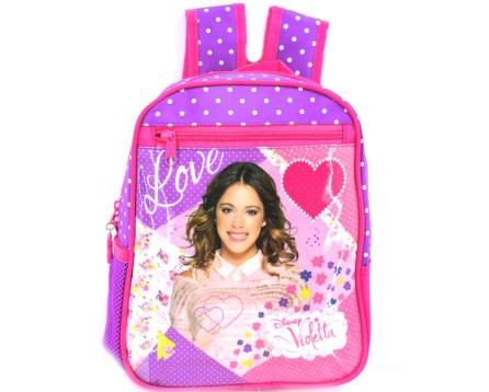 Dívčí batoh Disney Violetta - růžová