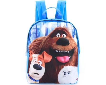 Dětský batoh Pets - modrá