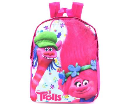 Batoh Disney Trolls - růžová