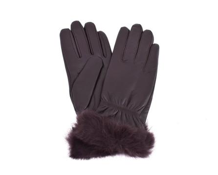 Dámské kožené rukavice Coveri Collection 33978
