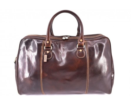 Kožená cestovní taška Arteddy 32625