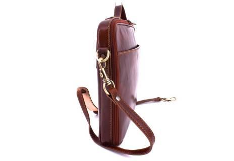Kožená taška Arteddy
