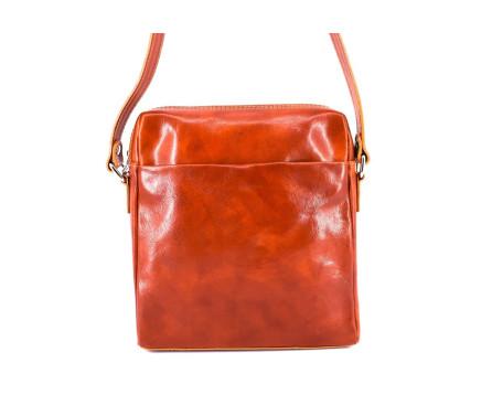 Kožená taška crossbody dámská/pánská Arteddy 31063