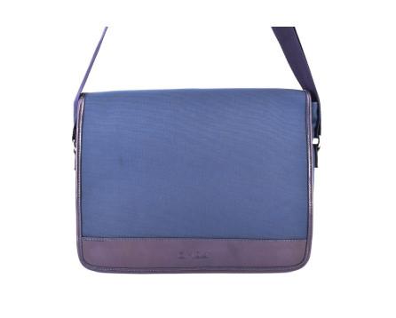Pánská taška  crossbody - modrá