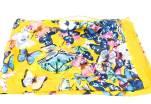 Dámský šátek Arteddy-žlutá