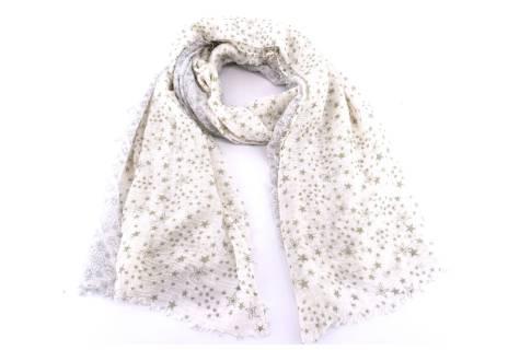 Dámský šátek s potiskem hvězdiček Arteddy