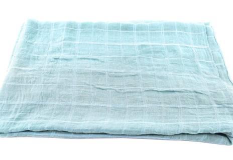 Dámský šátek s potiskem čtverců Arteddy