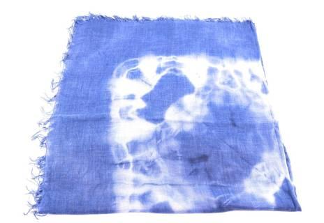 Dámský šátek s batikovaným vzorem Arteddy