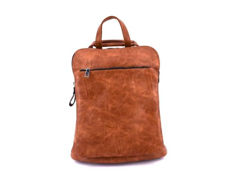 1c723f5ebe Dámský batoh a kabelka v jednom