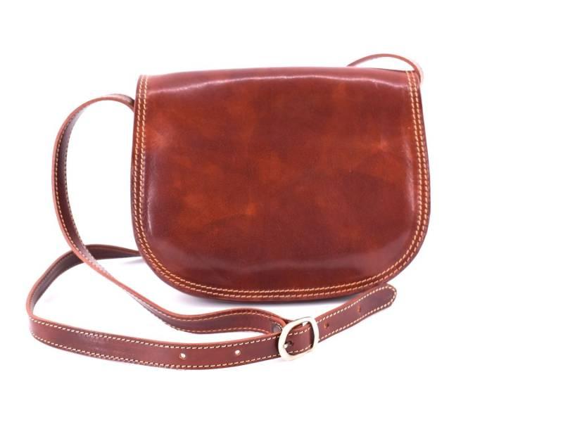 Dámská kožená kabelka crossbody Arteddy. 17 % Sleva 130665b67a4