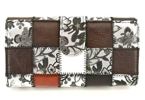 Dámská kožená peněženka Charro