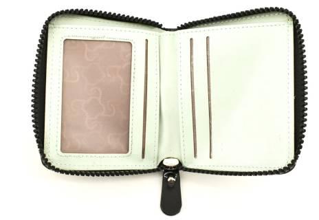 Dívčí peněženka  pouzdrového typu  lakovaná