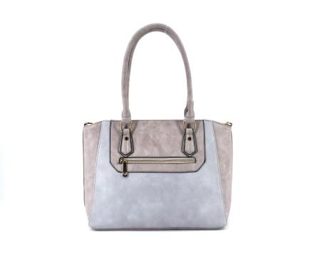 Dámská kabelka - šedá