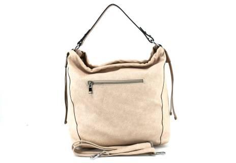 Dámská kabelka - krémová/béžová